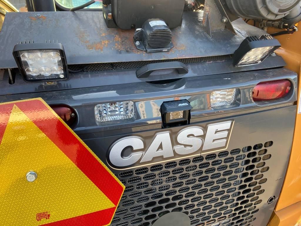 CASE TR 310, Schrankladers, Bouw
