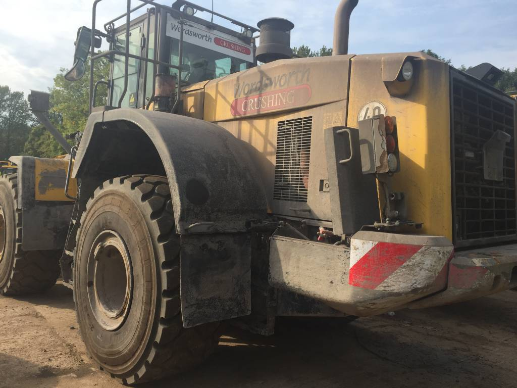Komatsu WA470-7, Wheel Loaders, Construction Equipment