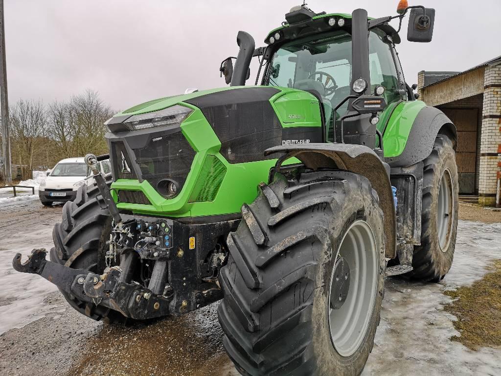 Deutz-Fahr 9340 Agrotron TTV, Traktorid, Põllumajandus