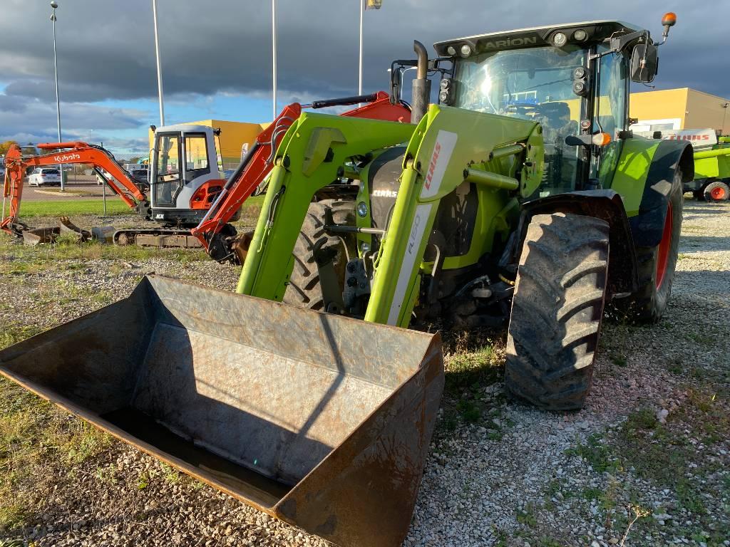 CLAAS Arion 640 Cebis, Traktorit, Maatalouskoneet