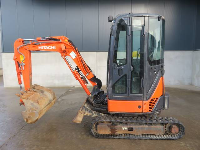 Hitachi ZX 22 U-2 CLR, Mini excavators < 7t (Mini diggers), Construction
