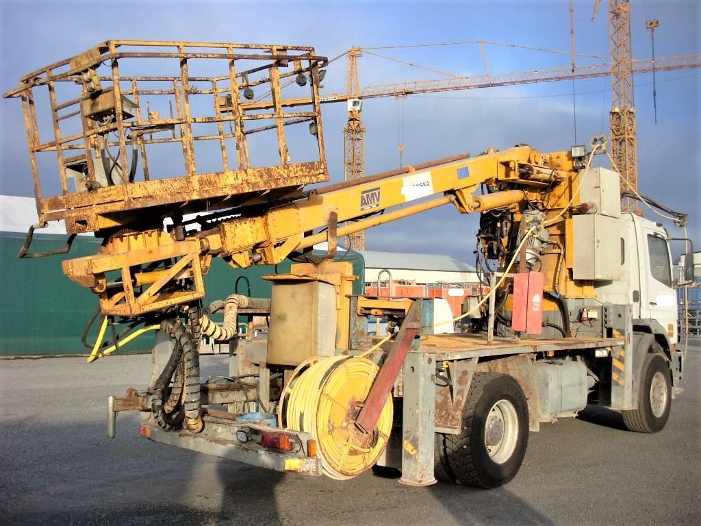 AMV AMV 5 / 13 meter, Billyftar, Entreprenad