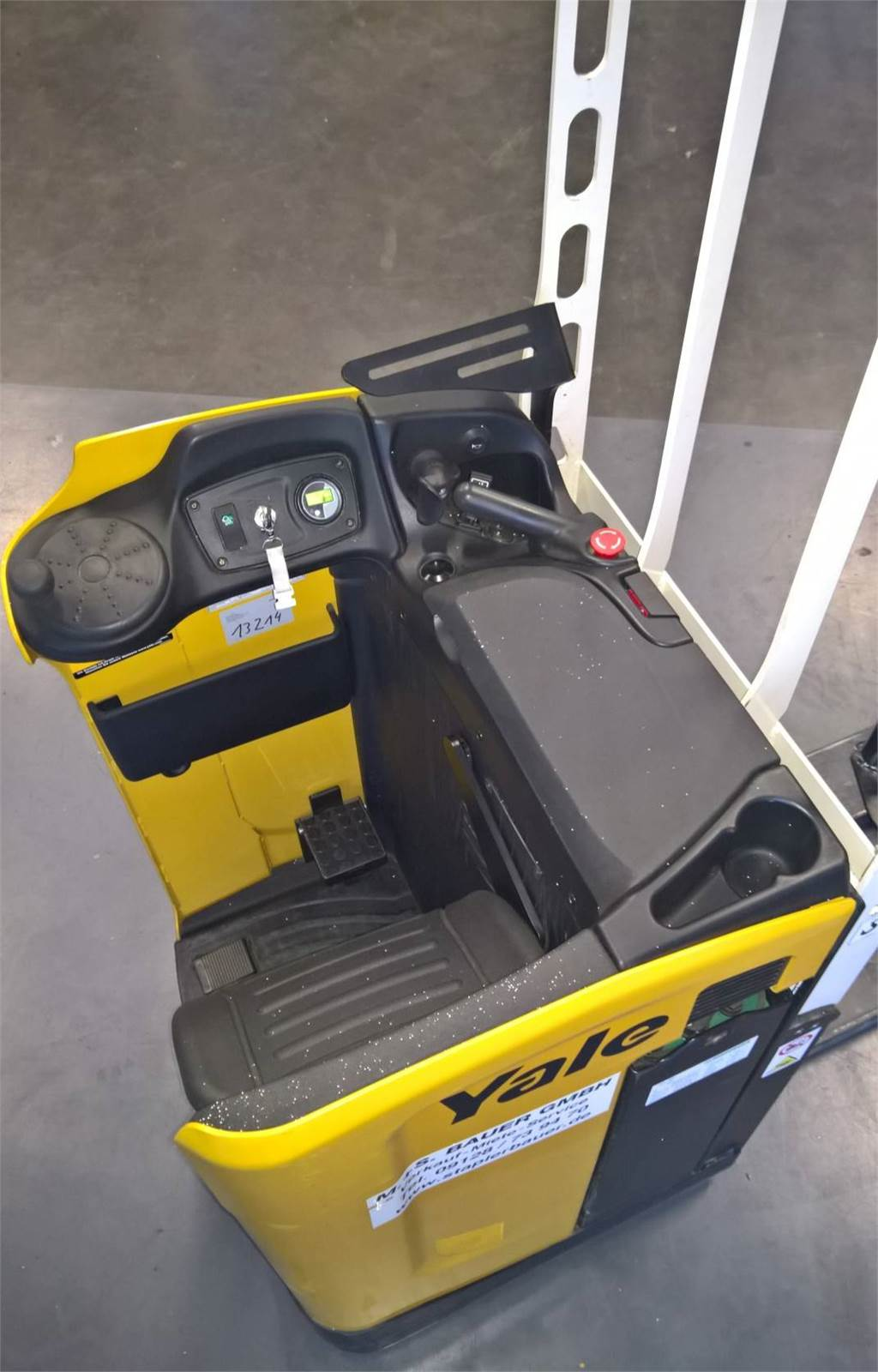 Yale MP20T, Low lifter, Material Handling