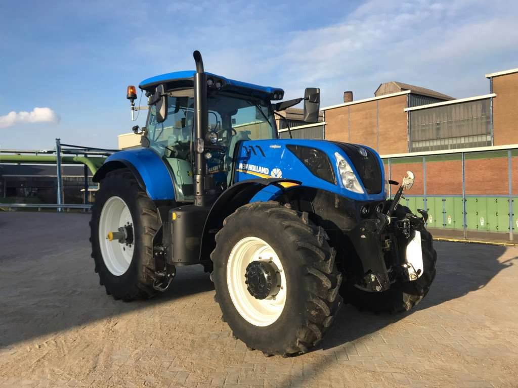 New Holland T7 270 - Tractors - Agriculture - DLL Group
