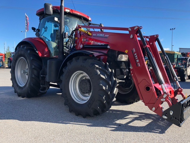 Case IH Puma 200 CVX.  50 km/h, Traktorit, Maatalous
