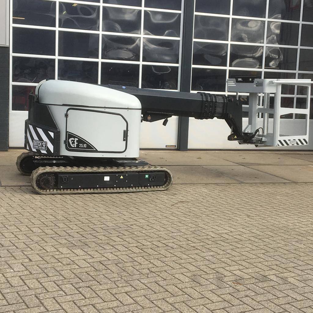 [Other] Dutch CF 25.10, Telescoophoogwerkers, Bouw