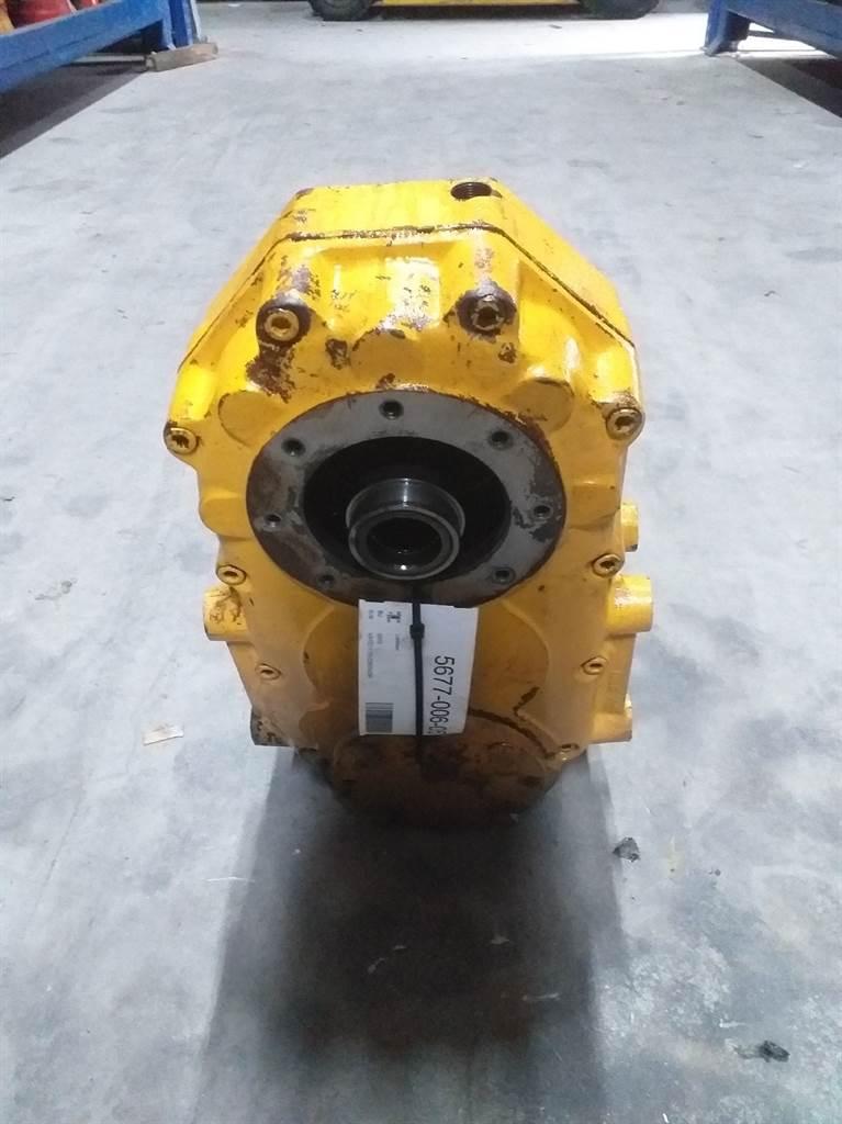 Liebherr 10353982 - Transmission/Getriebe/Transmissiebak