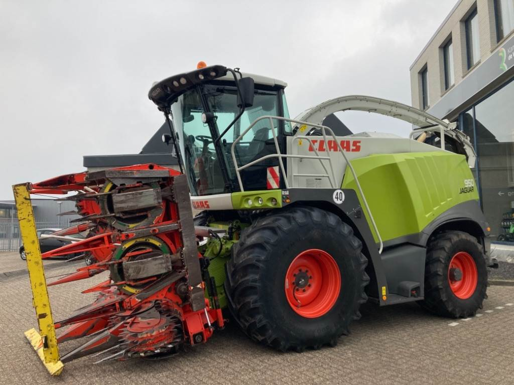 CLAAS Jaguar 950 (type 497), Forage harvesters, Agriculture