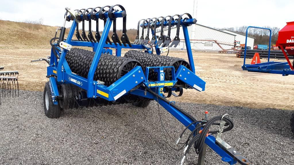 Dal-Bo Minimax 630, Tromler, Landbrug