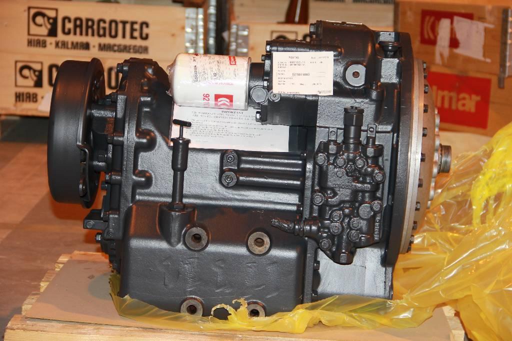 Clark GEAR BOX 12,2HR 18301-4, Transmission, Material Handling