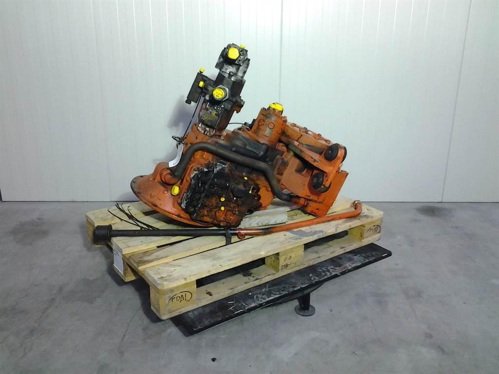 ZF 4WG - 100 - Transmission/Getriebe/Transmissiebak
