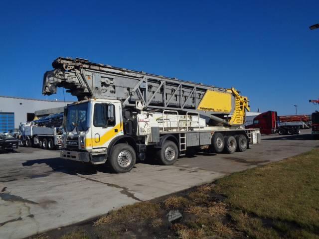 Putzmeister Telebelt TB130, Boom Pumps, Construction Equipment
