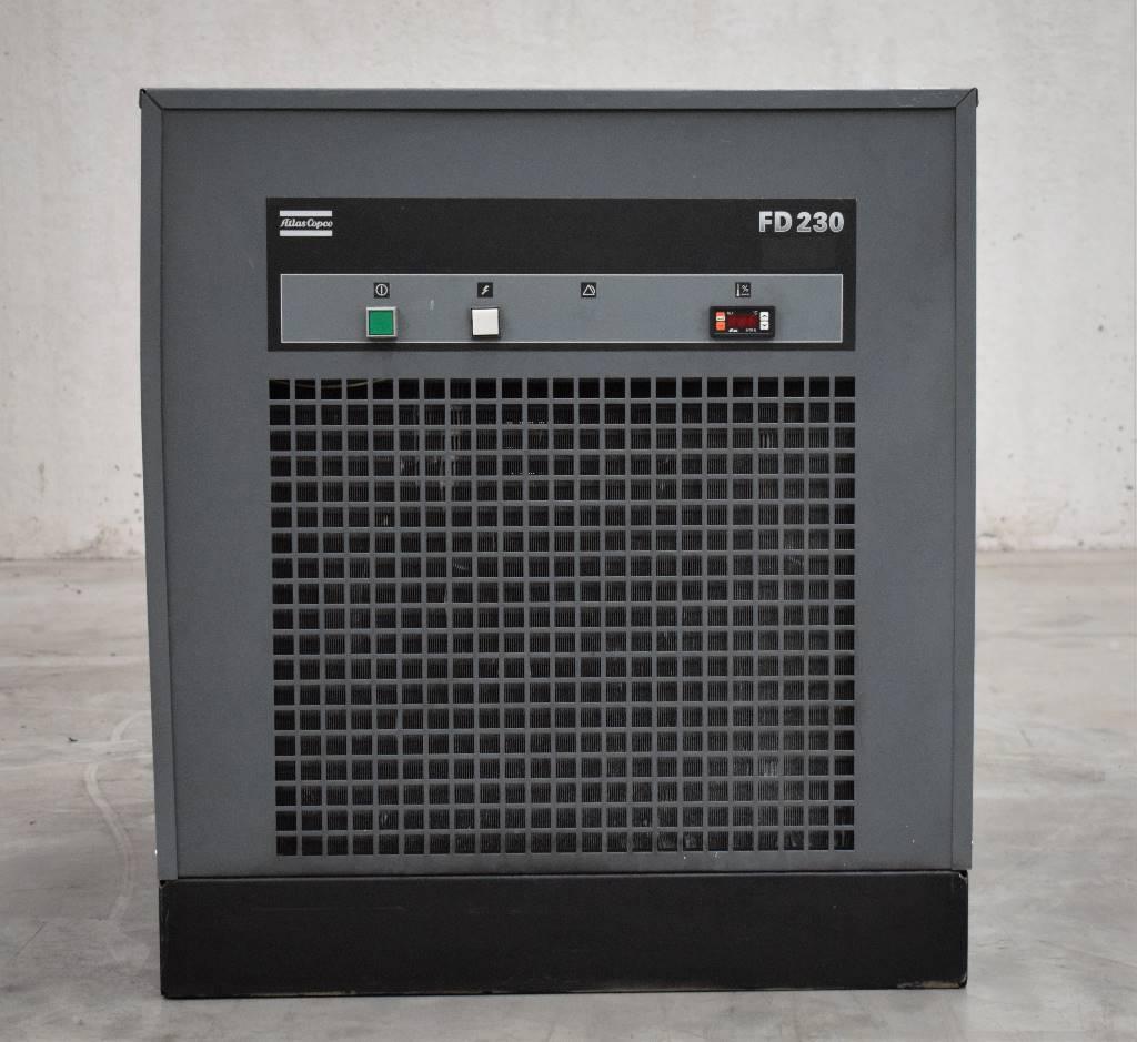 Atlas Copco FD 230, Compressed air dryers, Industrial