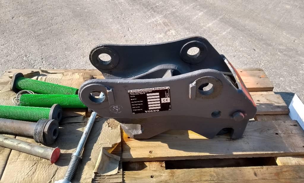 Volvo Schnellwechsler mech., Quick Connectors, Construction Equipment