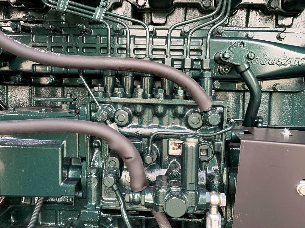 Doosan engine P126TI - 275 kVA Generator - DPX-15551, Diesel generatoren, Bouw
