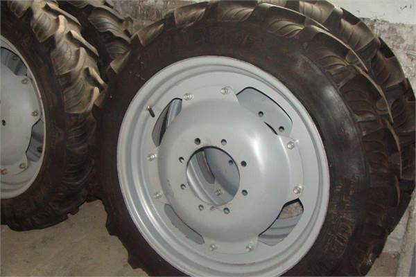 Taurus Soilsaver, Tyres, wheels and rims, Agriculture