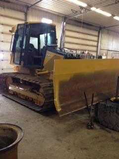 John Deere 650 J LGP, Bulldozers, Construction & Mining Equipment