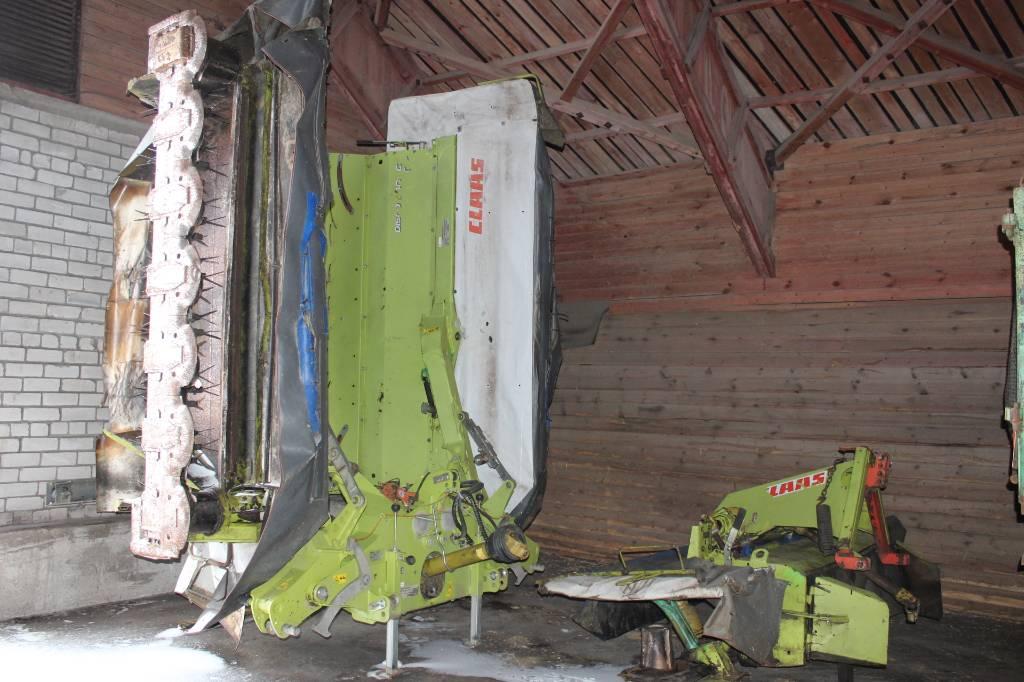 CLAAS Disco 8400 C, Niidukid, Põllumajandus