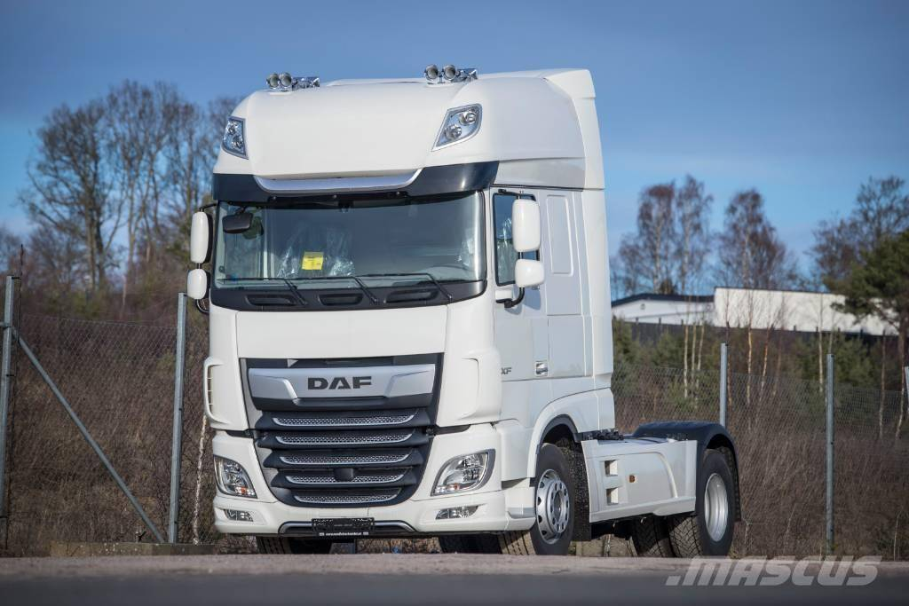 DAF XF 480 FT - NORDIC EDITION, Conventional Trucks / Tractor Trucks, Trucks and Trailers