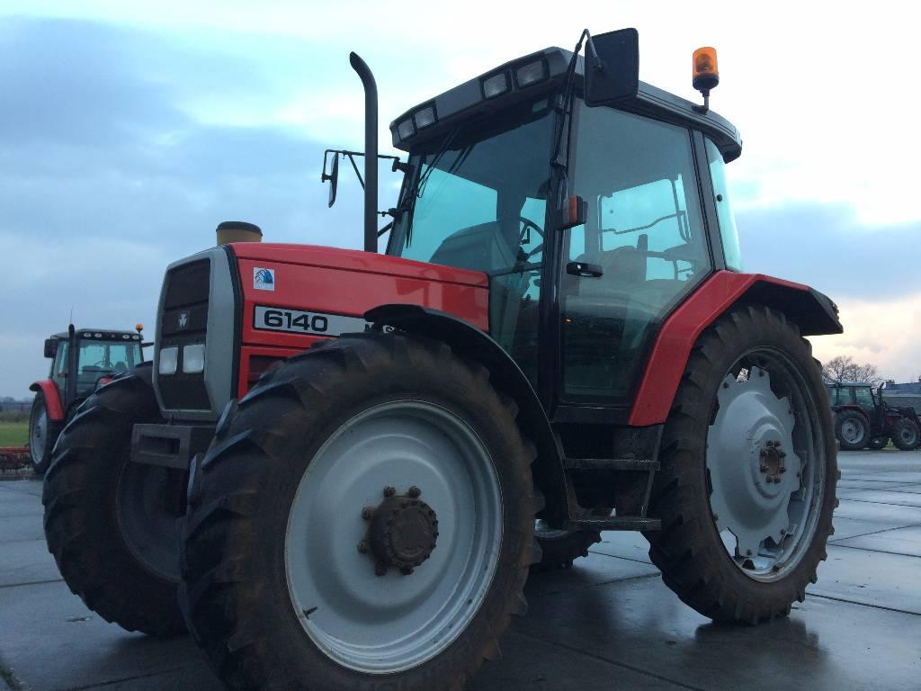 Massey Ferguson 6140, Tractoren, Landbouw