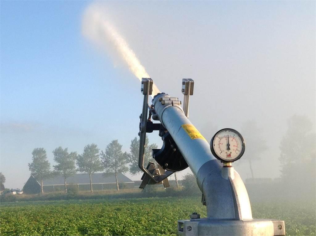 Casella PLMP, Irrigatiesystemen, Landbouw