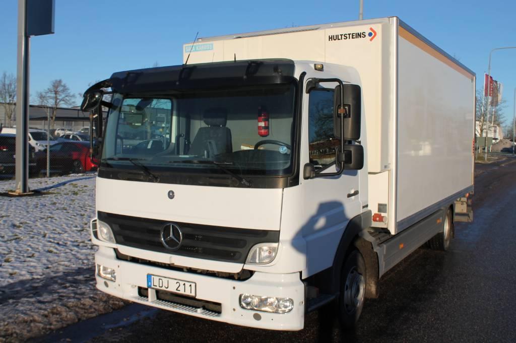 Mercedes-Benz Atego 970 / Kylskåp / Salakaross / lågbygge, Skåpbilar Kyl/Frys/Värme, Transportfordon