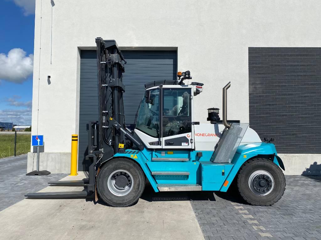Konecranes SMV 13,6-600 C, Diesel trucks, Material Handling
