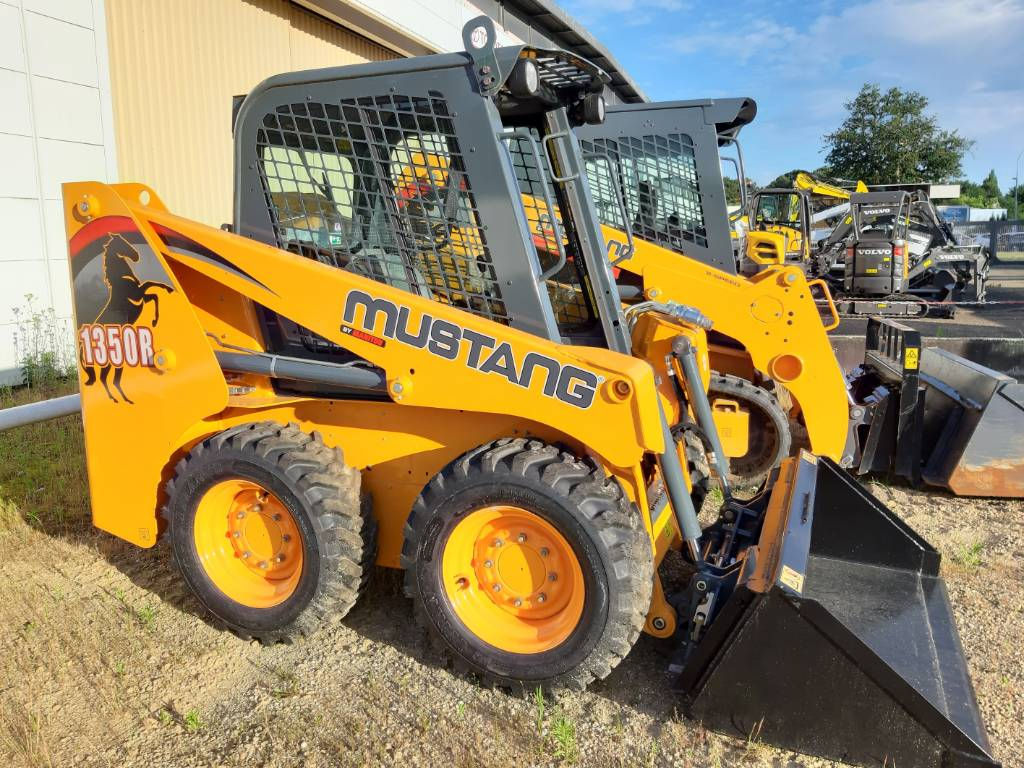 Mustang 1350 R, Other, Construction Equipment