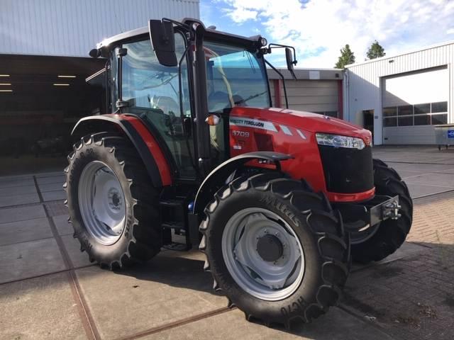 Massey Ferguson 5709, Tractoren, Landbouw