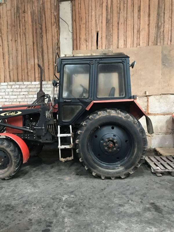 Belarus 820, Traktorid, Põllumajandus