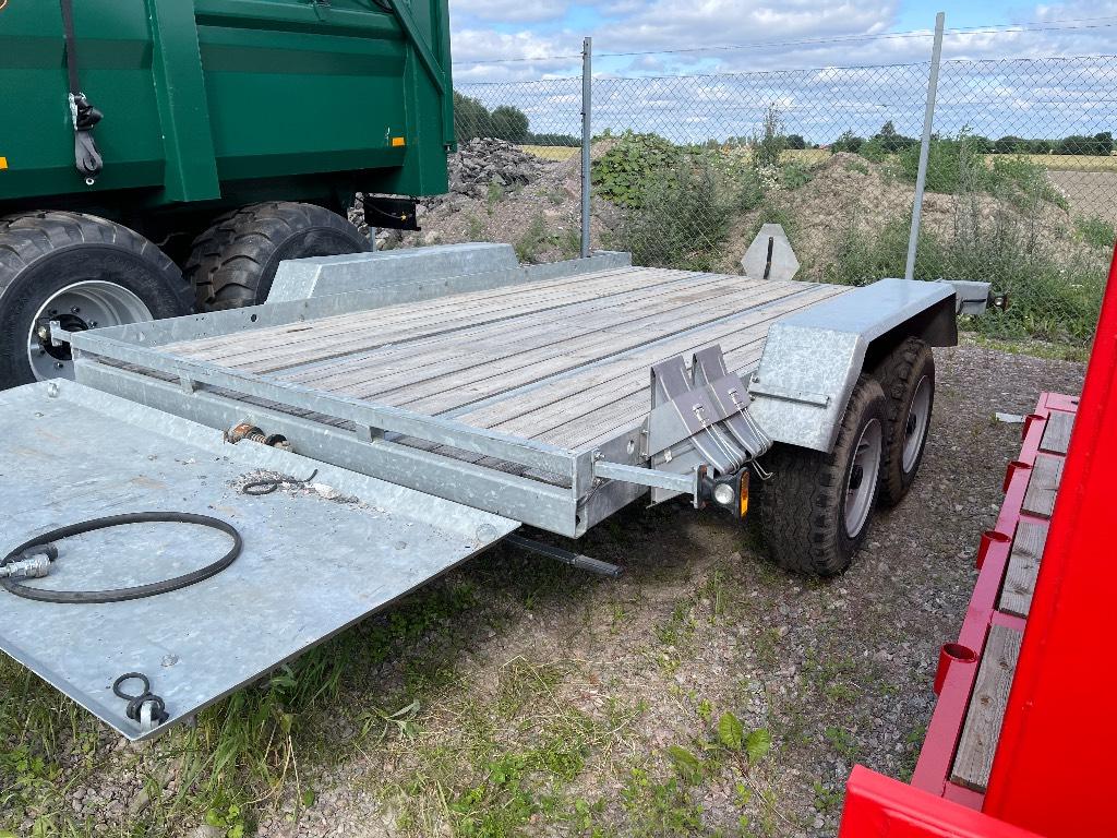 Maskintrailer 7ton tippbar, Övriga vagnar, Lantbruk