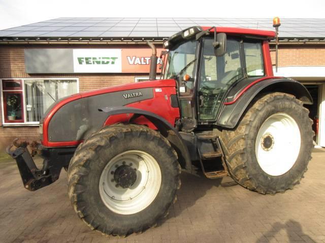Valtra T191 ADVANCE, Tractoren, Landbouw