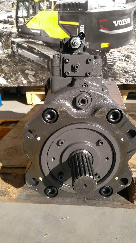 Volvo Hydraulikpumpe passend für VOLVO / SN. 9014632316, Hydraulics, Construction Equipment