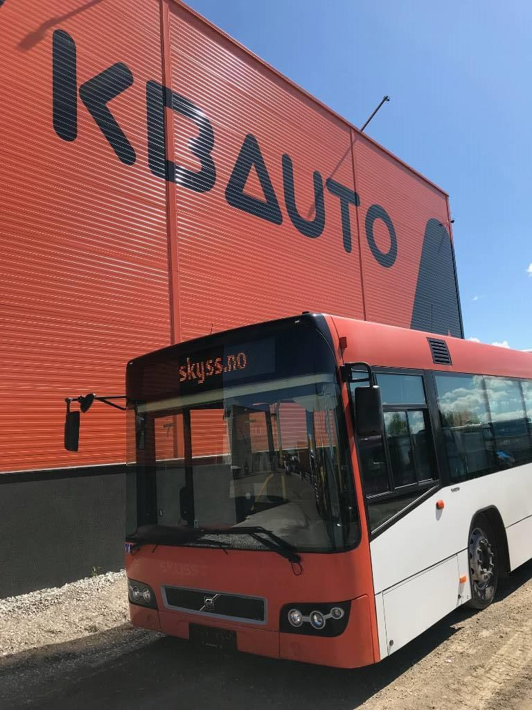 Volvo 7700 B9L Euro 5, City buses, Trucks and Trailers