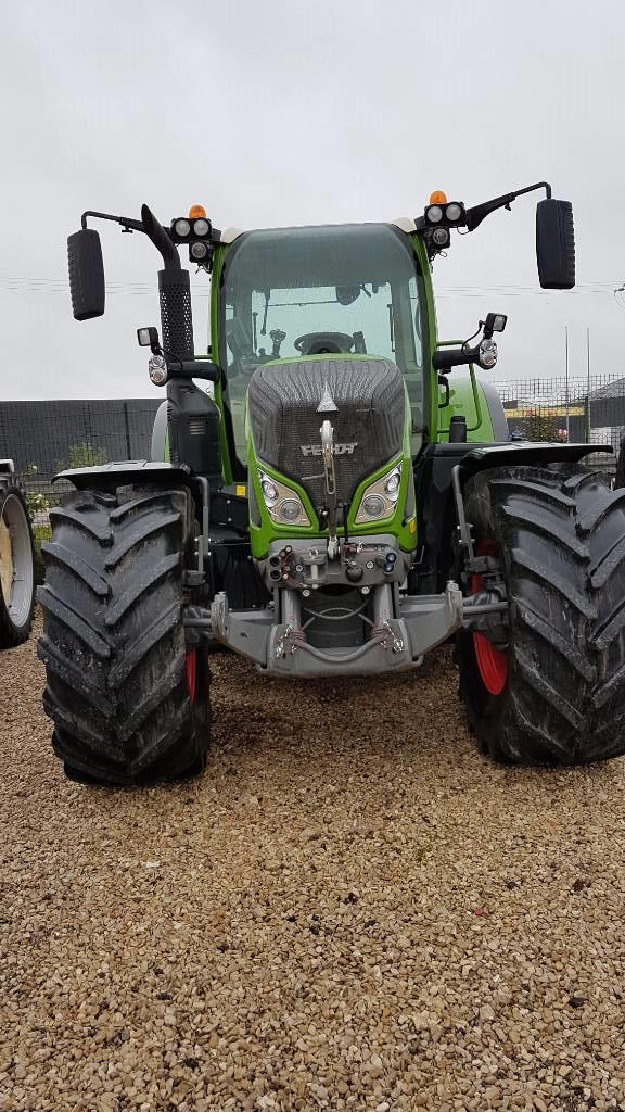 Fendt 720 Profi Plus, Tracteur, Agricole