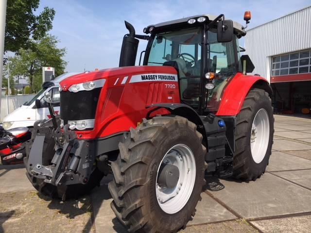 Massey Ferguson 7720 Dyna 6, Tractoren, Landbouw