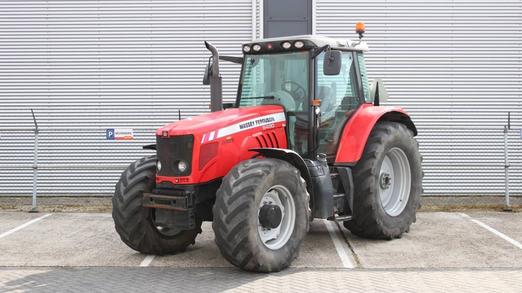 Massey Ferguson 6480 Dyna-6, Tractoren, Landbouw