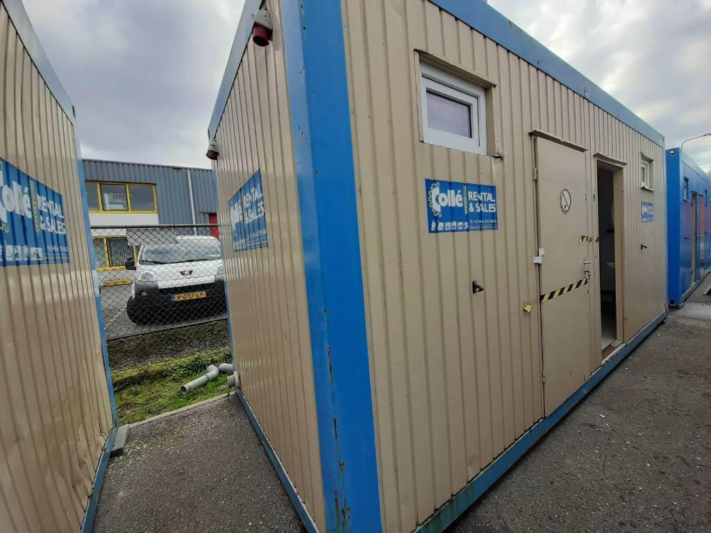 [Other] Sanitairunit Toiletunit Collé WC Unit, Speciale containers, Transport
