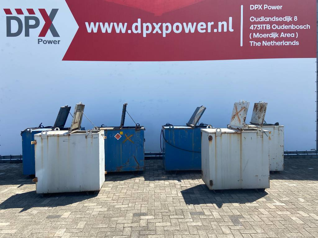 [Other] Diesel Fuel Tank 400 Liter - DPX-31063, Anders, Bouw