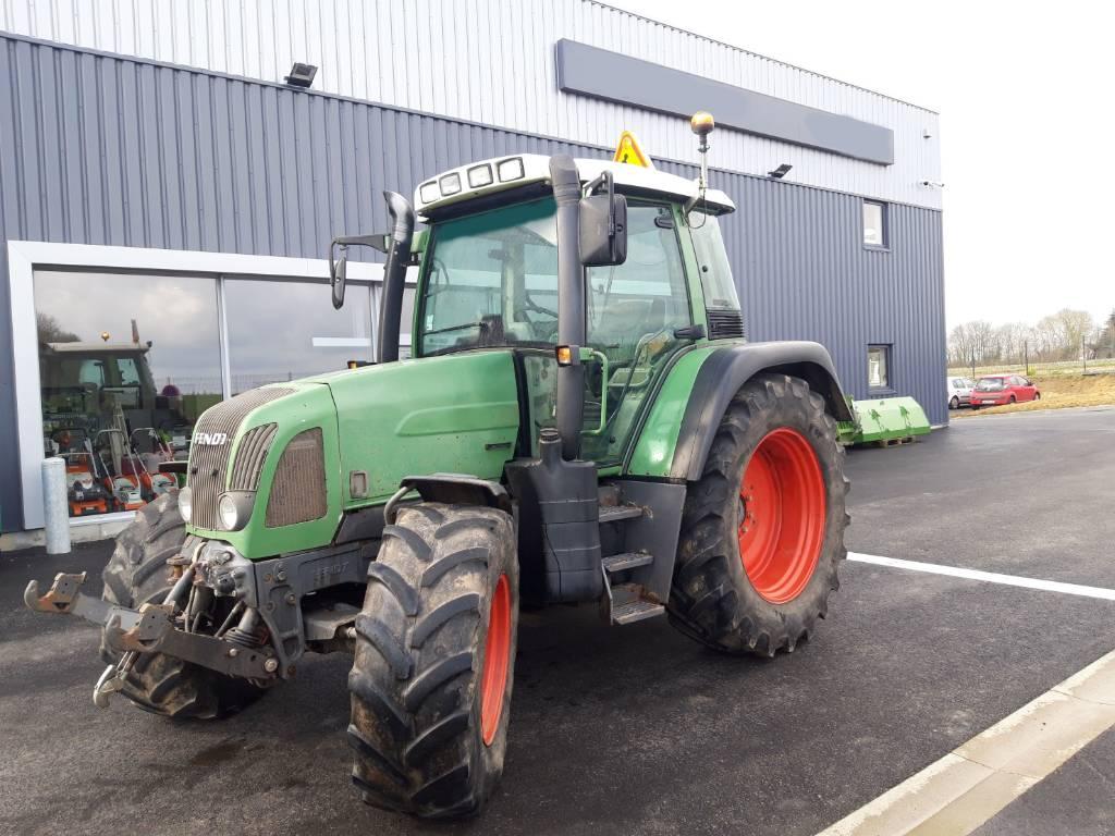 Fendt 410 Vario, Tracteur, Agricole
