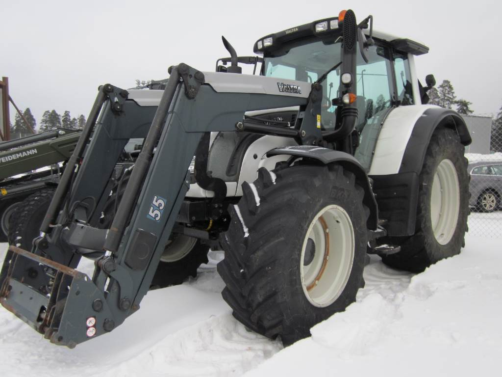 Valtra N142 DIRECT, Traktorit, Maatalouskoneet