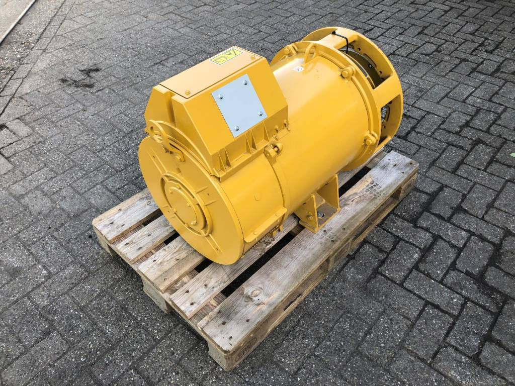 Leroy Somer LC5014F - Gen End - 200 kVa - Arr.459-4435CY, Generator Ends, Construction