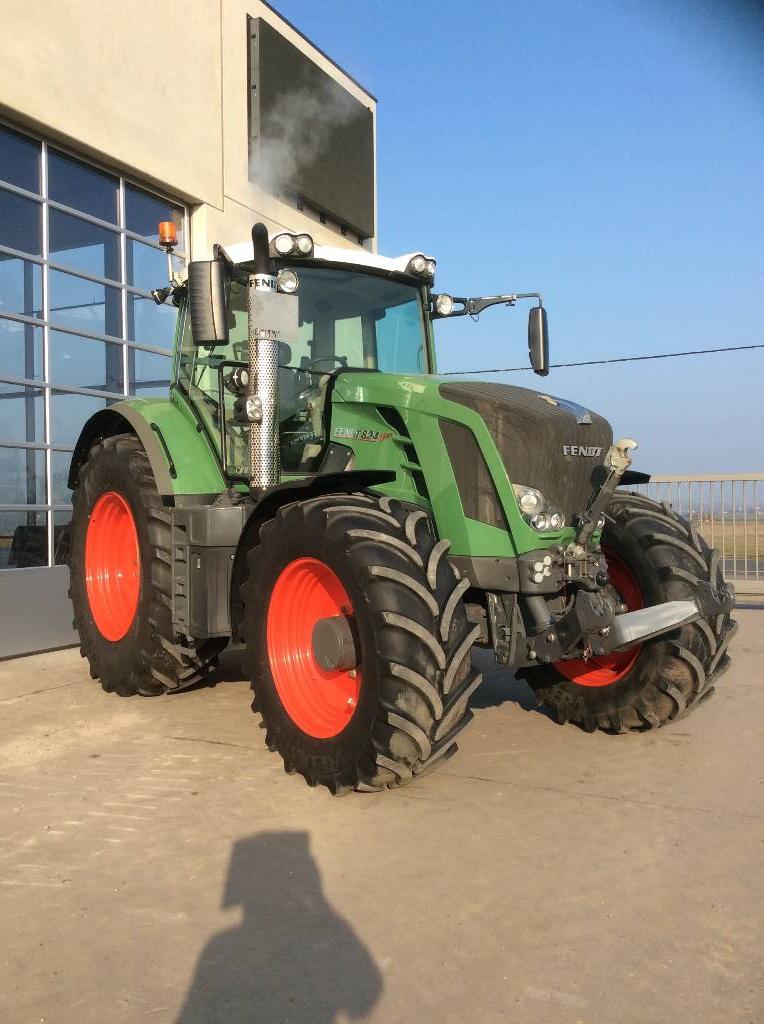 Fendt 824 Vario SCR Profi, Tractoren, Landbouw