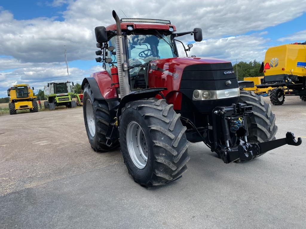 Case IH Puma 225 CVX, FLP, Autostyrning, Traktorer, Lantbruk