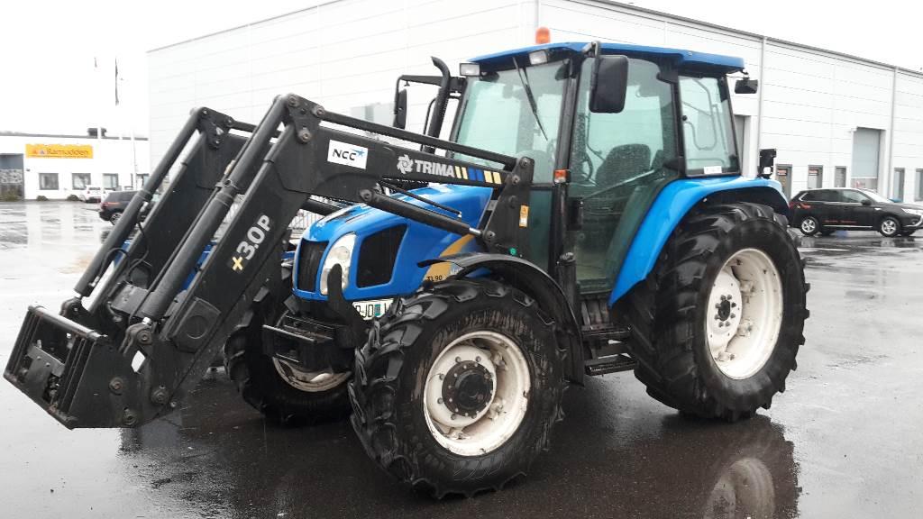 New Holland TL 90 A