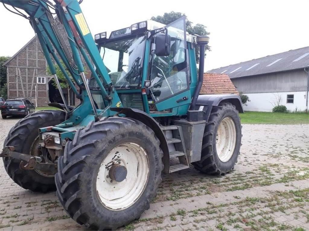Fendt Xylon 522 T