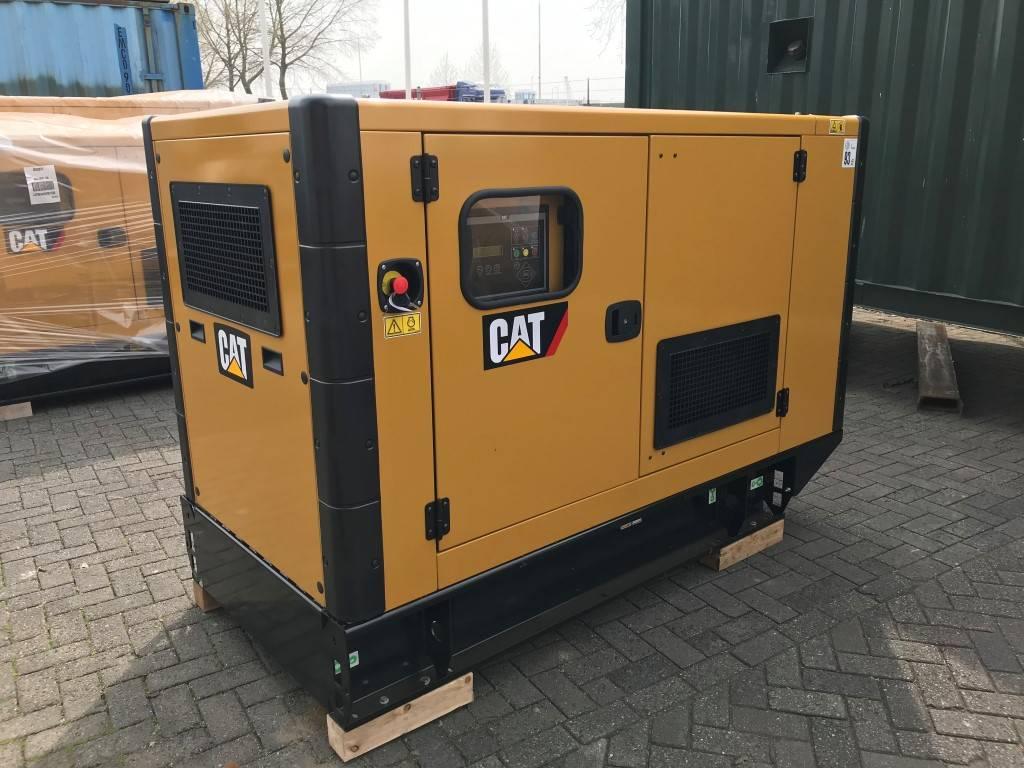 Caterpillar C4.4 E3 - Generator Set 88 kVa - DPH 98005, Diesel Generators, Construction