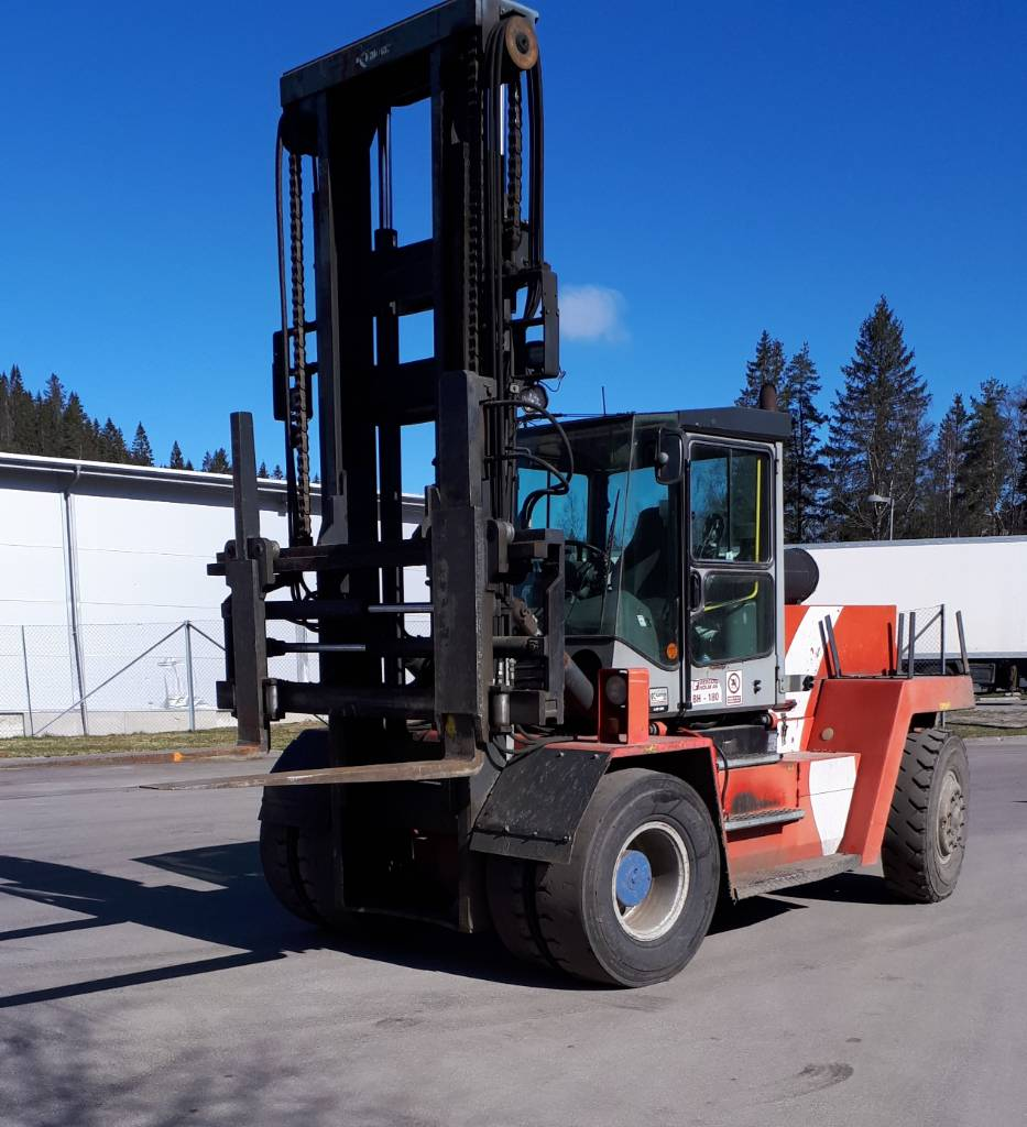 Kalmar DCD100-6, Diesel trucks, Material Handling