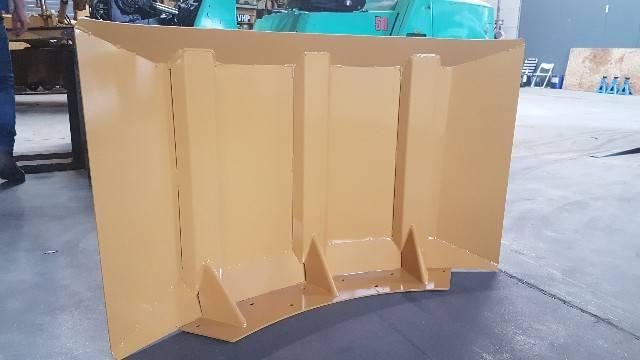 Caterpillar 950 | 966 | 980 G-H-M series Voor Spatborden, Wheel Loaders, Construction Equipment