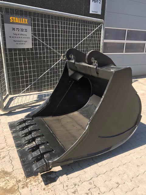 [Other] GRAVESKOVL/BUCKET/TIEFLÖFFEL 1118 kg, Skovle, Entreprenør